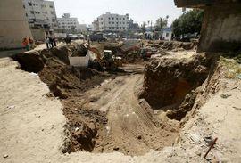 Archeologen vinden Byzantijnse kerk in Gaza