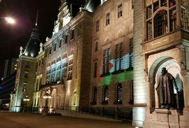 Ophef over Israëlische vlag op stadhuis Rotterdam
