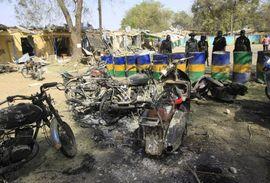 Bloedigste aanslag Boko Haram van 2017