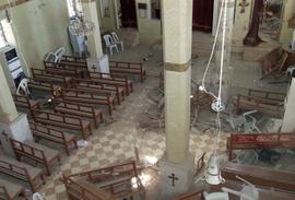 Kerk in Irak en Syrië sinds 2011 gehalveerd