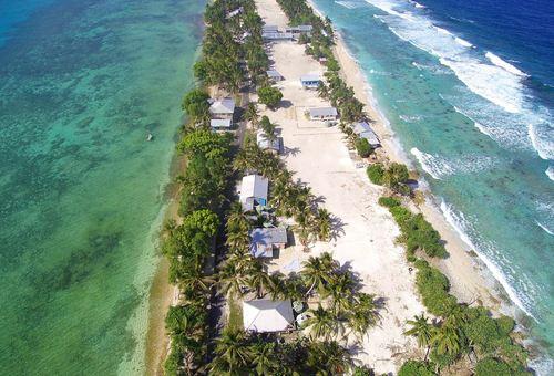 Syrië trekt meer toeristen dan Tuvalu