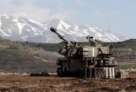 Israël bereidt zich voor op oorlog in het noorden