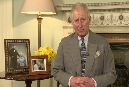 Steun voor vervolgde christenen van prins Charles