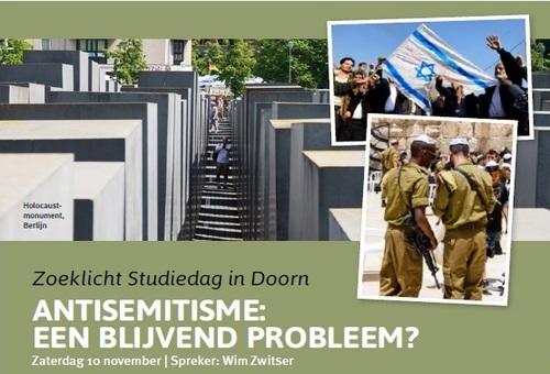 Studiedag Antisemitisme: een blijvend probeem?