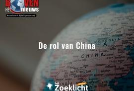 Coronacrisis en de rol van China