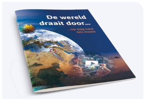 Al 200.000 brochures verspreid