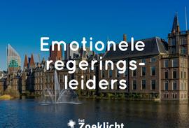 Emotionele regeringsleiders